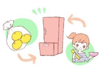グレープフルーツの保存方法