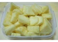 パイナップルの保存方法