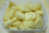 パイナップルの保存方法を教えてください。