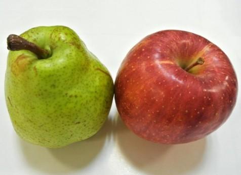 りんご&西洋梨詰合せ