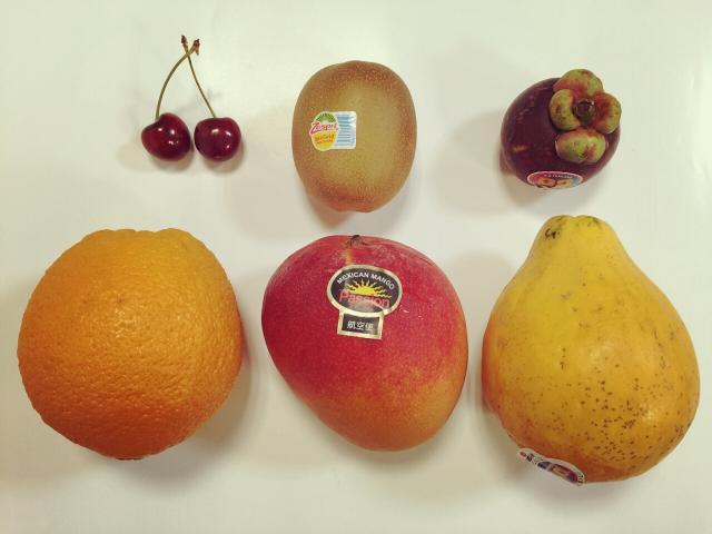 果物ラインナップ