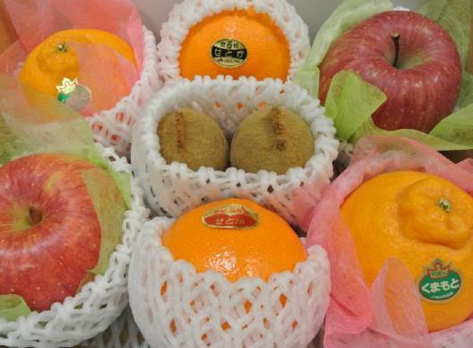 旬な果物の詰め合わせ一例(1)