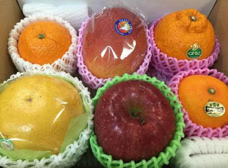 旬な果物の詰め合わせ一例(3)