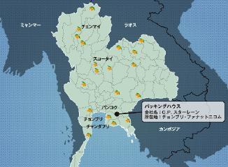 タイマンゴーの生産地