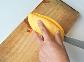タイマンゴーの切り方1