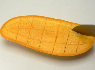 タイマンゴーの切り方2