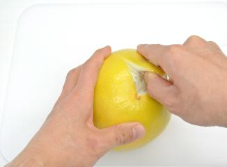 メロゴールド切り方(手)2
