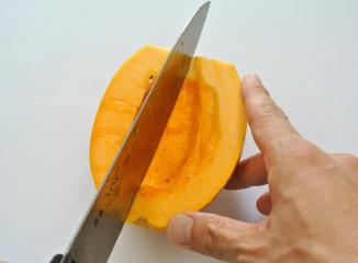 パパイヤの切り方4