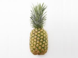 パイナップルの見分け方