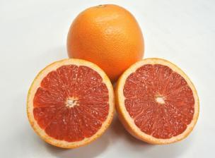 グレープフルーツ ディスプレイ1