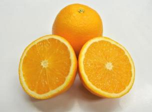 オレンジ ディスプレイ1