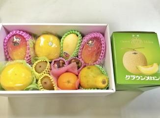 果物詰め合わせ10,000円例