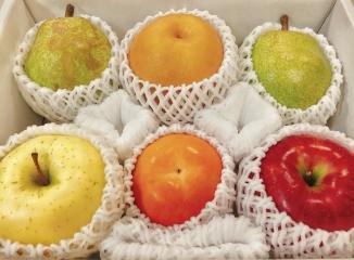 果物詰め合わせ3,000円例