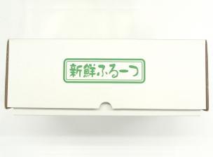 果物詰め合わせの福袋の箱外観2