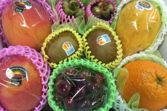 旬の果物詰合せ